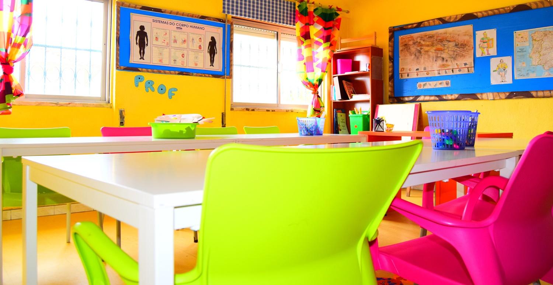 Salas de estudo Oeiras